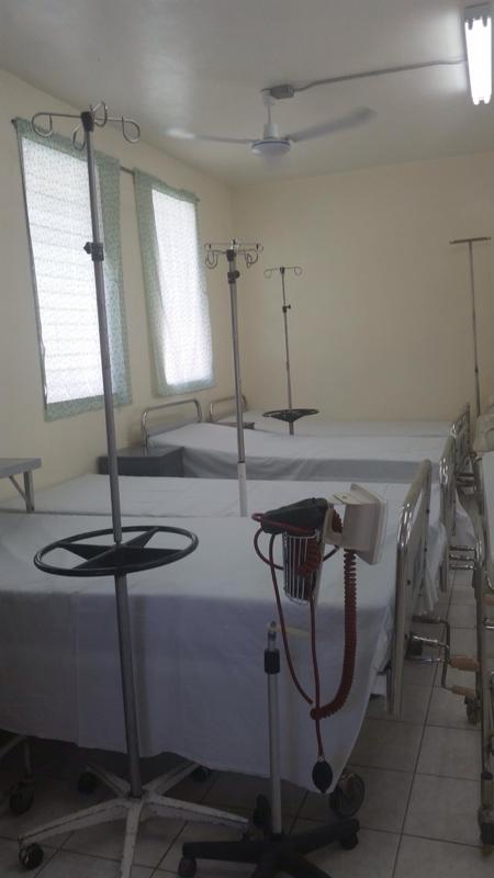 The new maternity ward